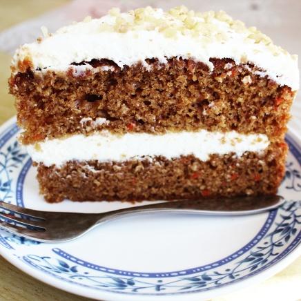 Carrot cake îles westman