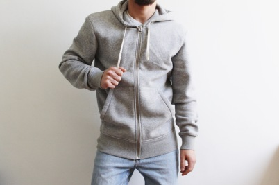 Hoodie A day's March (1)