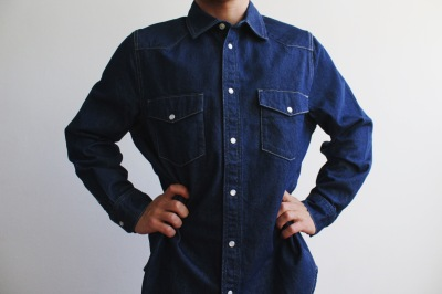 WeekDay Denim shirt