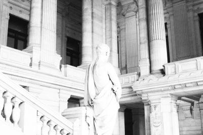 Palais de Justice inside