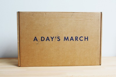 a day's march