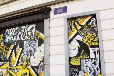 rue antoine Bréart