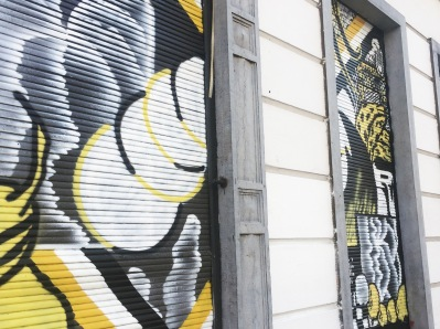 Street Art rue Antoine Brear