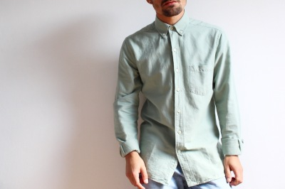 Dyed Oxford Shirt (1)