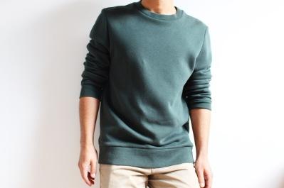 Sturdy Fleeceback sweatshirt (1)