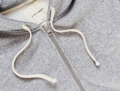Zip Hoodie A day's march