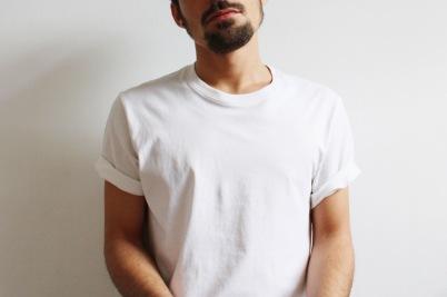 Le tshirt blanc ARKET