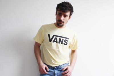 Logo t-shirt VANS